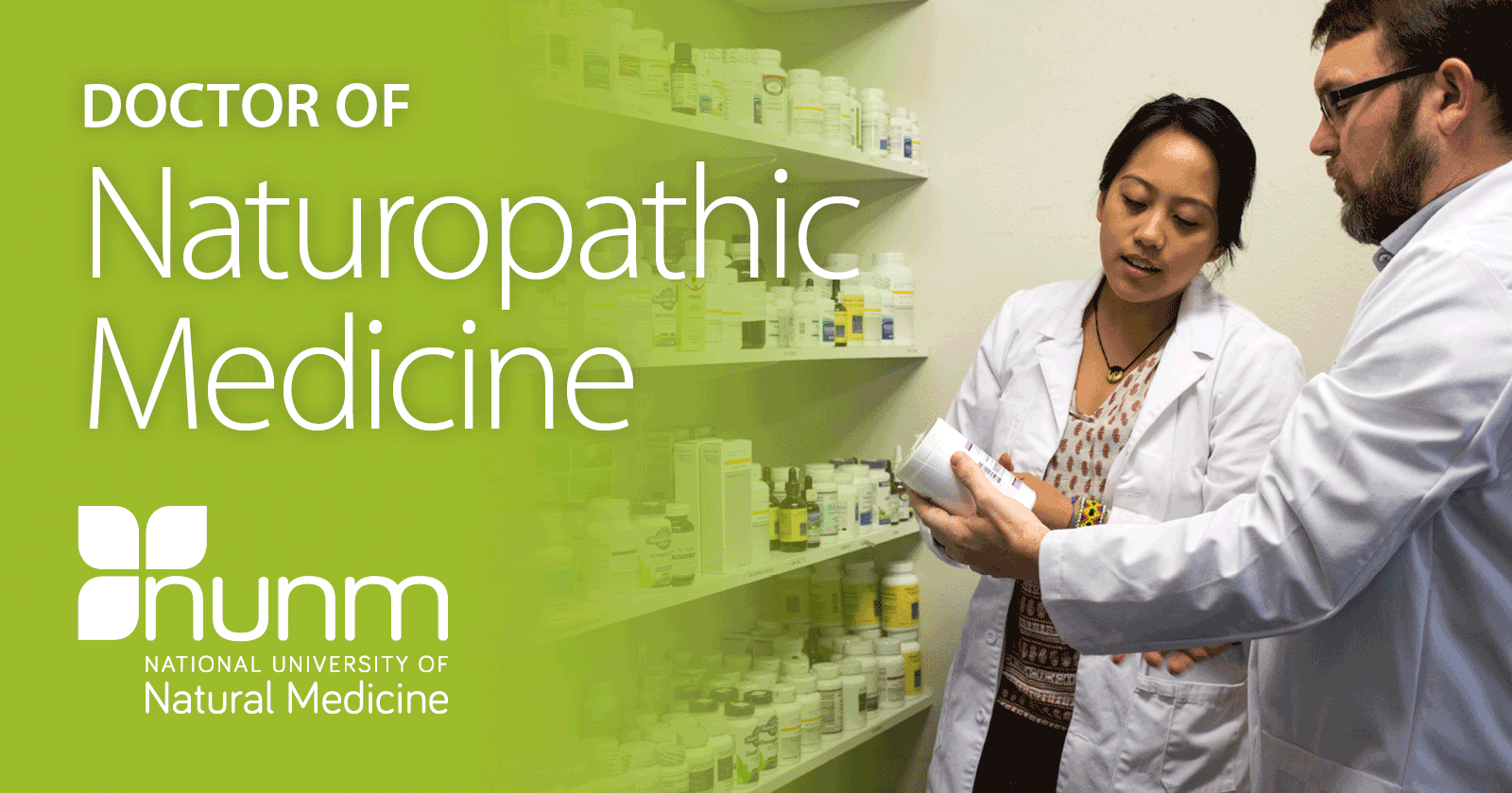Doctor Of Naturopathic Medicine